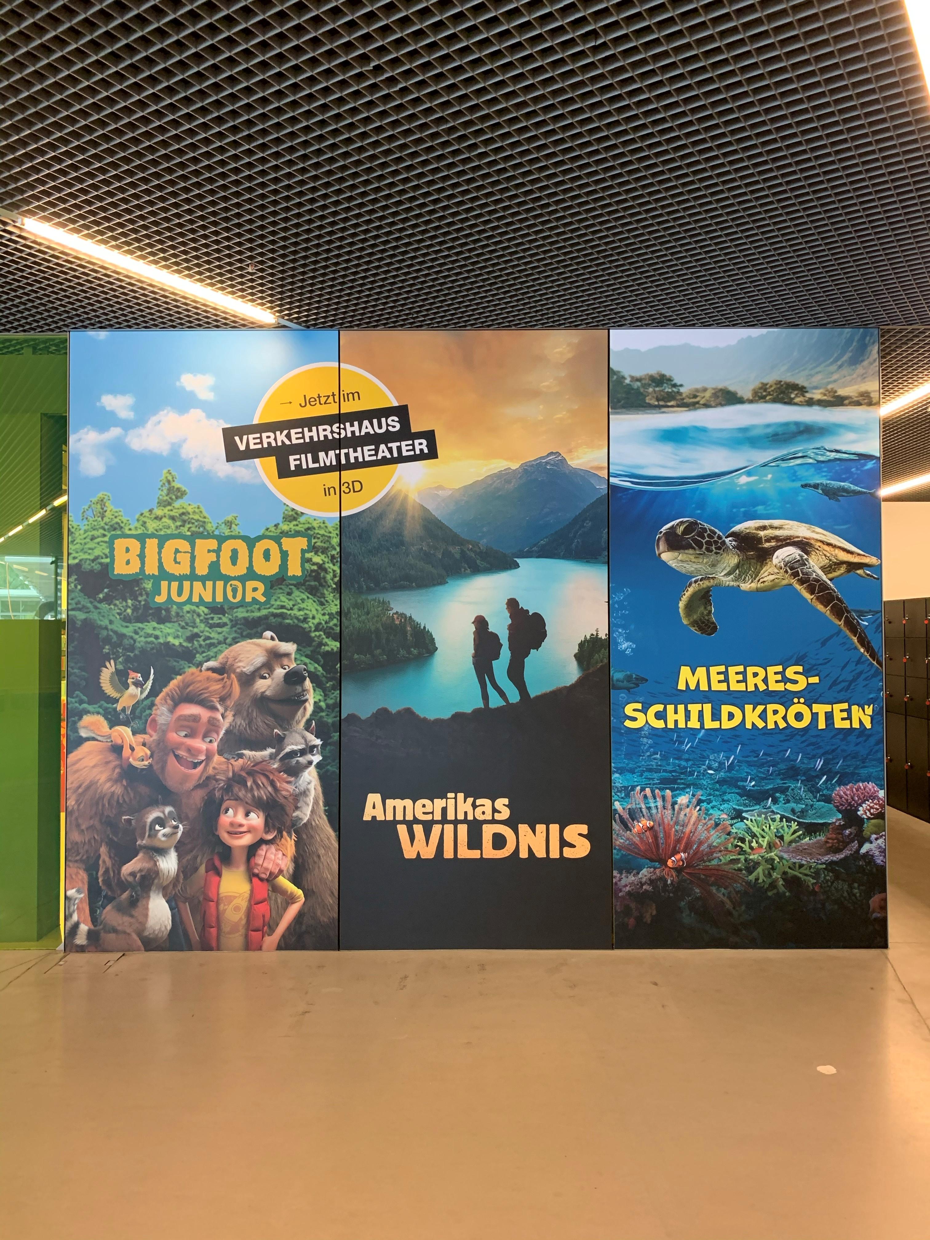 Plakat - Verkehrshaus
