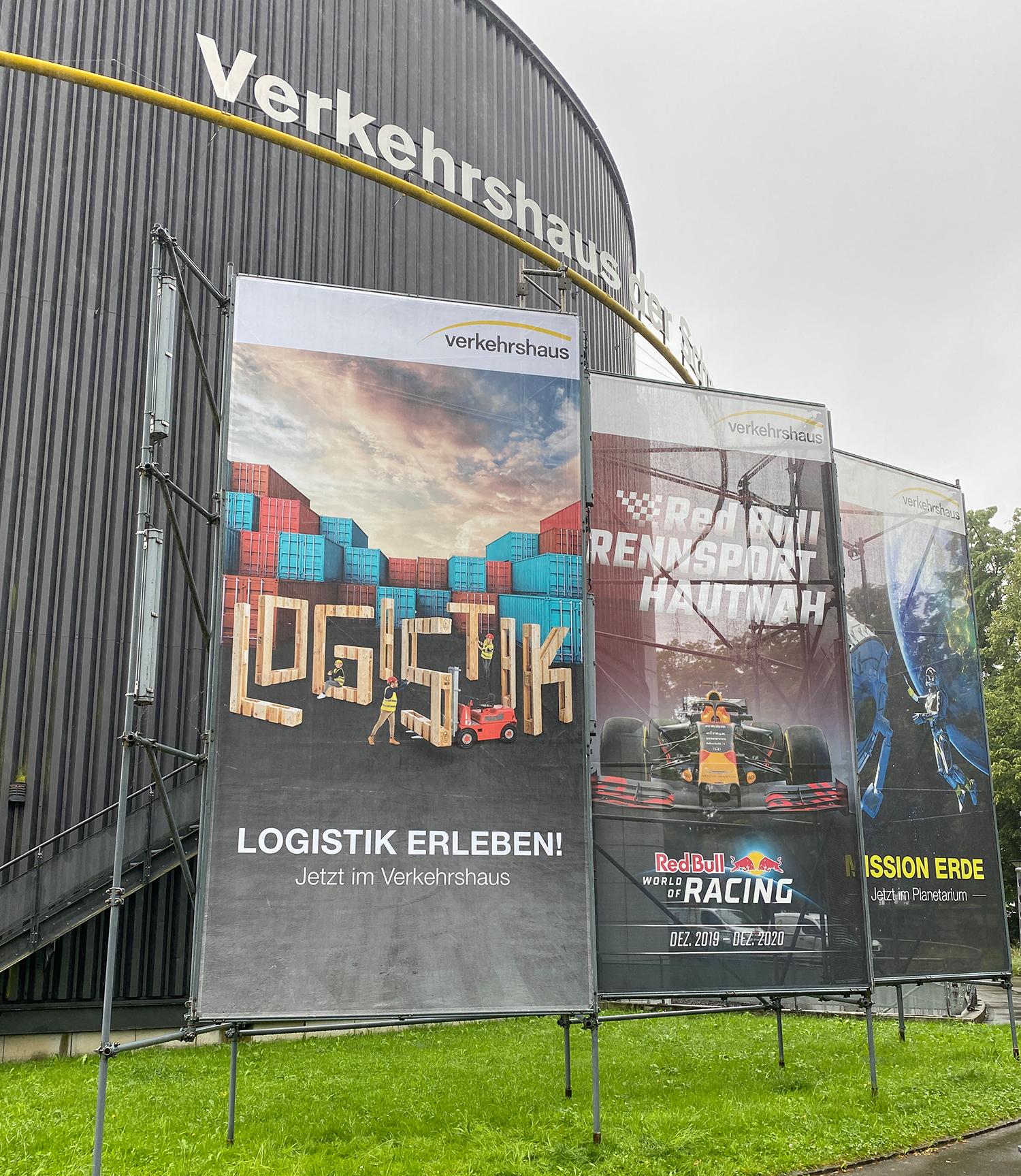 Poster - Verkehrshaus