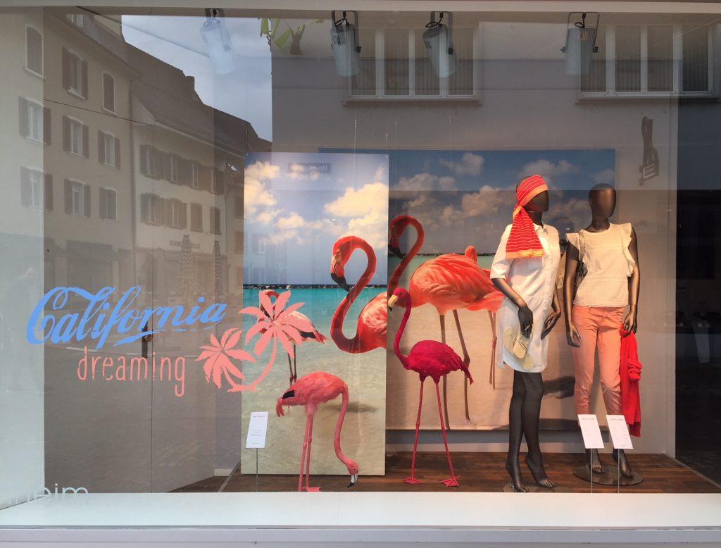 Schaufenster Bernheim von ComRo