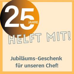 Jubiläums-Geschenk ComRo